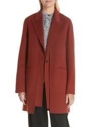 Rag & Bone Kaye Layered Vest Coat
