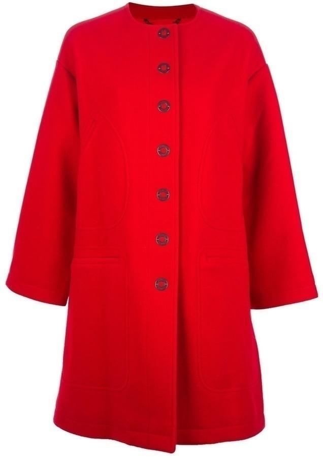 Kenzo Boxy Overcoat
