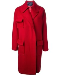 Lanvin Pocket Overcoat