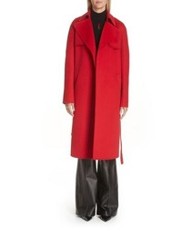 Michael Kors Wool Angora Blend Coat
