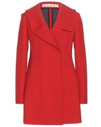 Marni Wool Blend Coat