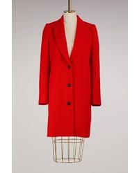 Lanvin Wool Long Coat