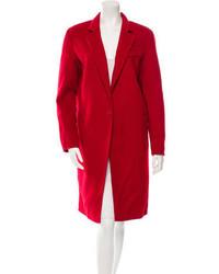 Sandro Wool Long Coat
