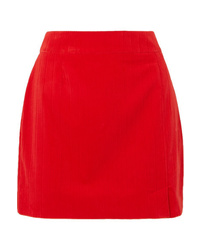 30fa1f0acb73 Women's Red Mini Skirts from NET-A-PORTER.COM | Women's Fashion ...