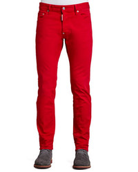DSQUARED2 Cool Guy Jeans Red