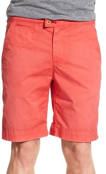 Psycho Bunny Triumph Cotton Shorts   Where to buy & how to wear