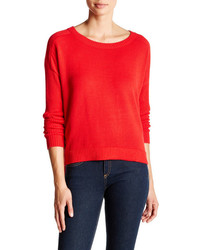 Abound Cropped Boxy Sweater