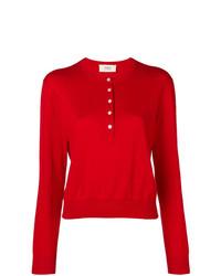 Button down collar jumper medium 8444480