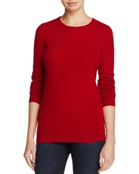 C By Bloomingdales Cashmere Crewneck Sweater 100%