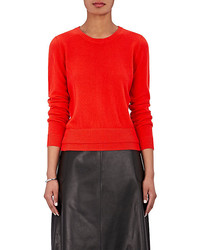 Barneys New York Cashmere Tie Back Sweater
