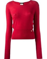 Chanel Vintage Round Neck Sweater