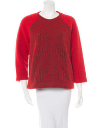 Roseanna Chunky Knit Long Sleeve Sweater W Tags