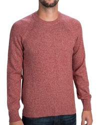 Barbour Cotton Staple Sweater Crew Neck