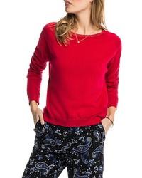 Scotch & Soda Crewneck Wool Blend Sweater
