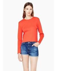 Mango Outlet Fine Knit Sweater