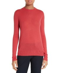 Joseph Fitted Cashmere Sweater