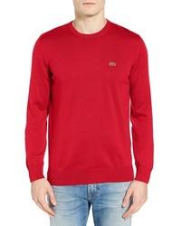 Jersey crewneck sweater medium 1139028