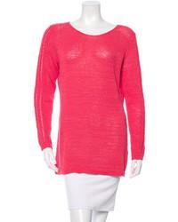 Rachel Zoe Open Knit Long Sleeve Sweater W Tags