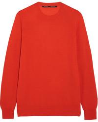 Proenza Schouler Merino Wool Sweater Red