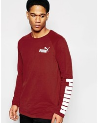 Puma Long Sleeve T Shirt
