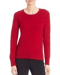 Saks Fifth Avenue Collection Cashmere Crewneck Sweater