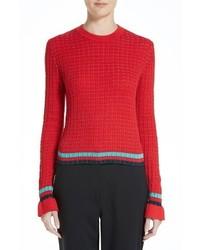 3.1 Phillip Lim Smocked Sweater