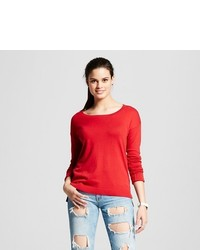 Mossimo Supply Co Scoop Neck Sweater Supply Co
