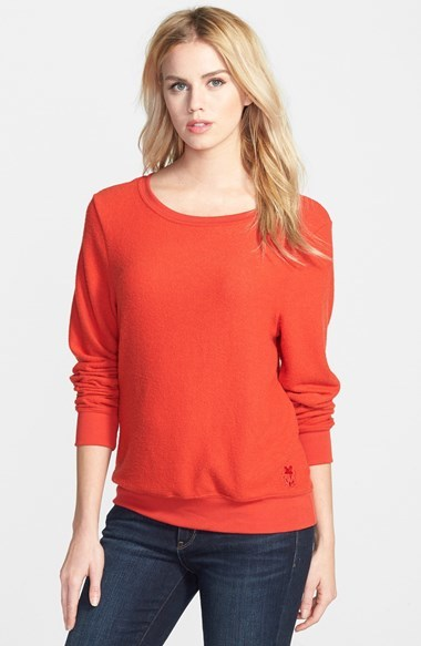 555fdacea4 Wildfox Couture Wildfox Baggy Beach Jumper Pullover, $98   Nordstrom ...