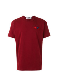 Comme Des Garcons Play Comme Des Garons Play Play T Shirt
