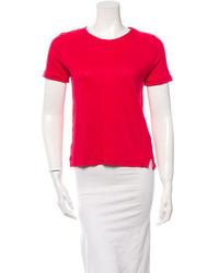 Sandro Linen T Shirt