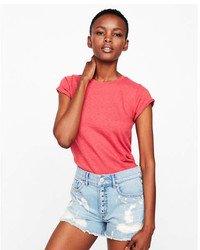 Express One Eleven Extra Slim Crew Neck Tee