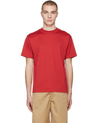 Acne Studios Red Naples T Shirt