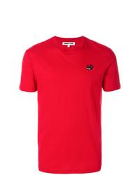 McQ Alexander McQueen Swallow Patch T Shirt