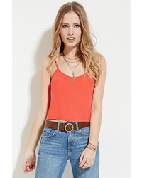 Forever 21 Boxy Cropped Cami