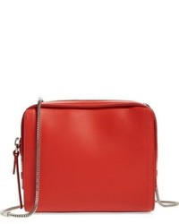 3.1 Phillip Lim 31 Philip Lim Mini Soleil Chain Shoulder Bag Red