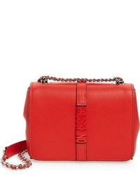 Small mono letters shouldercrossbody bag red medium 761727
