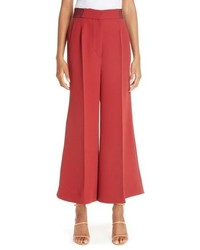 Roksanda Crop Wide Leg Pants