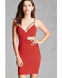 Cutout bodycon cami dress medium 6466315