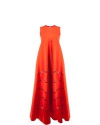 Maison Rabih Kayrouz Cut Out Detail Dress