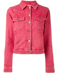 Denim denim jacket medium 3689293