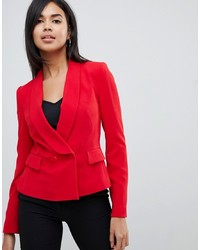 Karen Millen Tailored Red Jacket