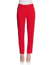 Armani collezioni cropped pants medium 94514