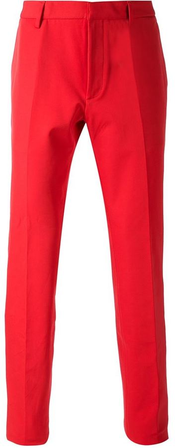 Calvin Klein Collection Tailored Trousers Where To Buy