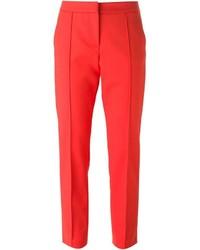 MSGM Slim Fit Trousers