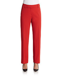 Piazza sempione kim stretch wool trousers medium 337233