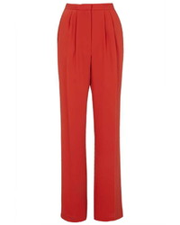 Topshop Straight Slouch Leg Pants
