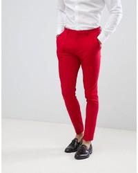 626c69eb4e Red Dress Pants for Men | Men's Fashion | Lookastic.com