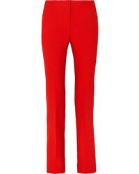 Alexander McQueen Wool Blend Bootcut Pants
