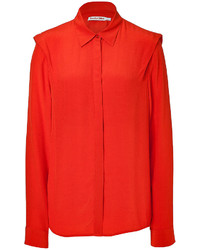 See by Chloe See By Chlo Structured Shoulder Blouse