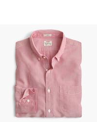 Slim american pima cotton oxford shirt medium 5079983